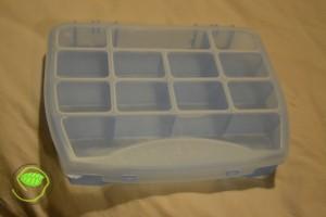 boite compartimentée