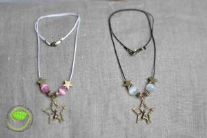 colliers fées