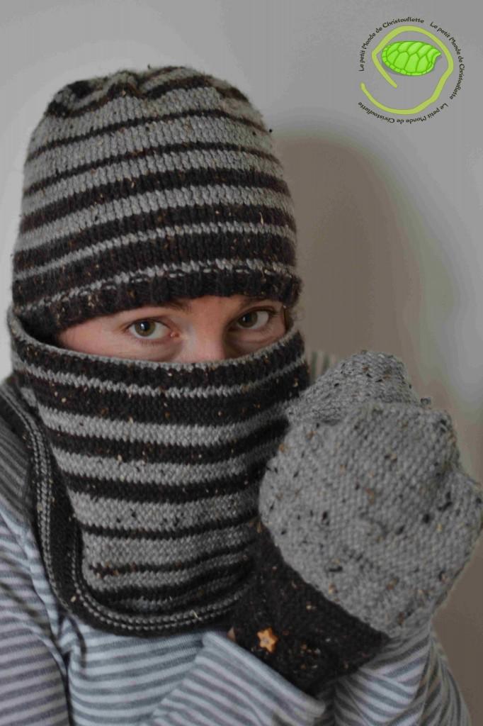 Mon ensemble contre le froid