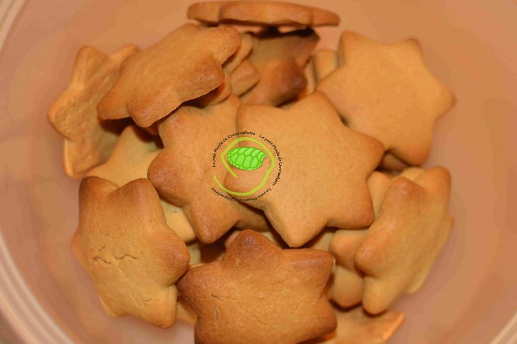 biscuits cardamone et anis étoilé