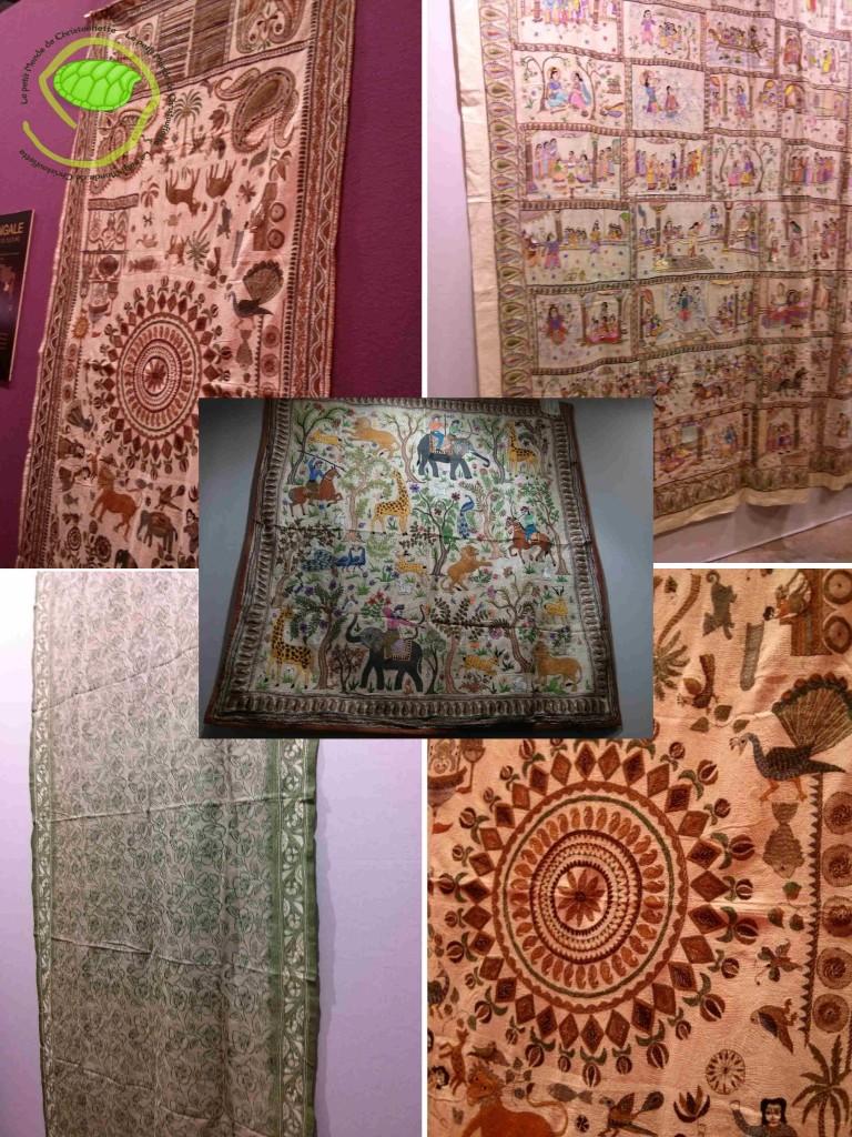 Expo L'art du kantha