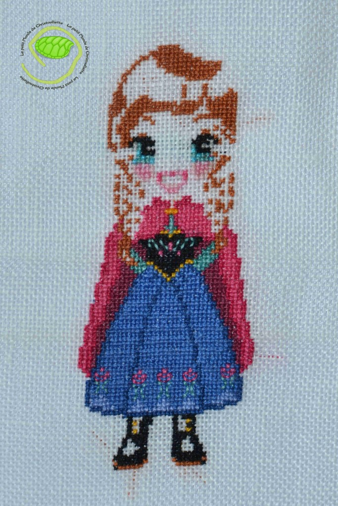 Etape 3 : Doll Anna