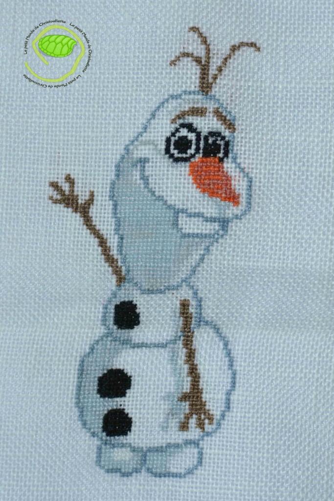 Etape 2 : Doll Olaf