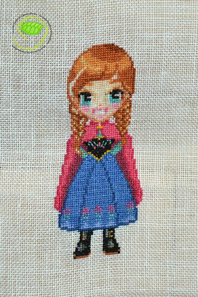 Etape 4 et fin : Doll Anna