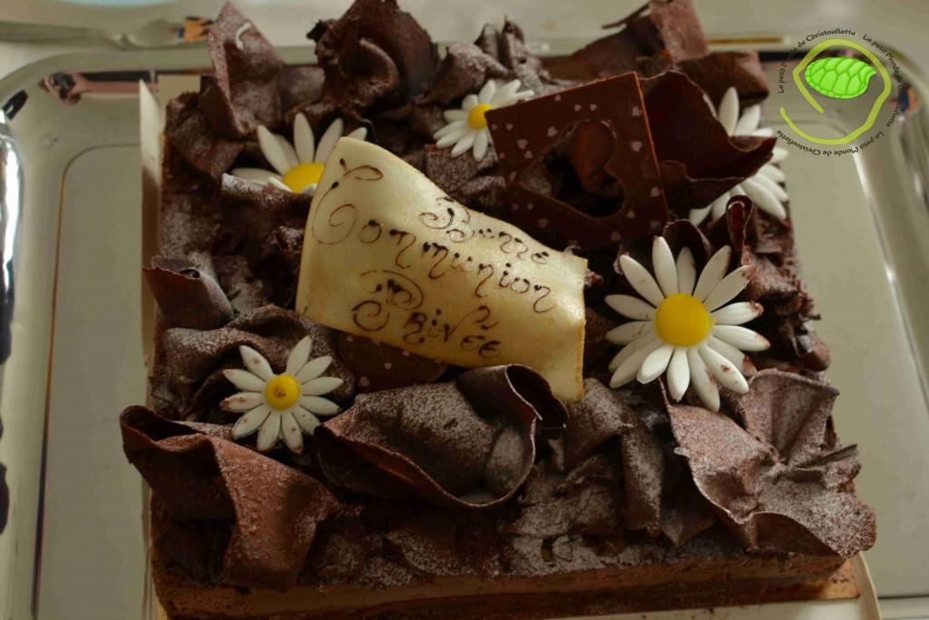 un gâteau pour le goût