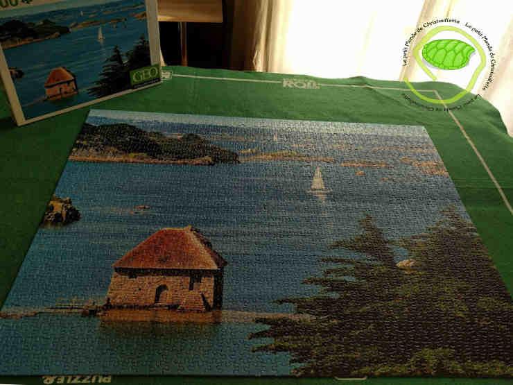 puzzle : la bretagne