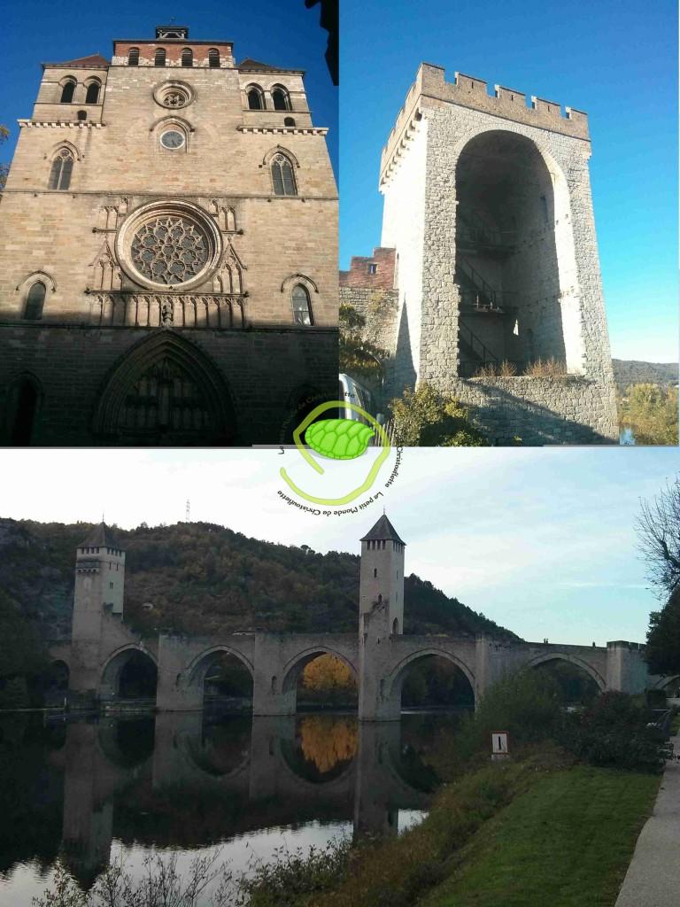 Quelques monuments de Cahors
