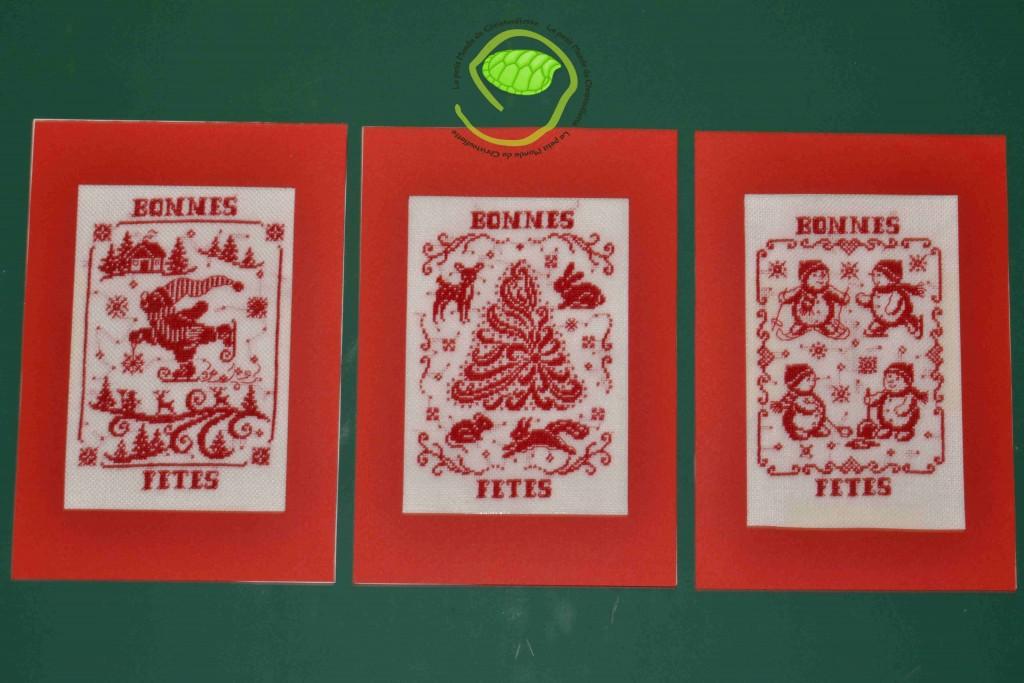 Les cartes de fêtes
