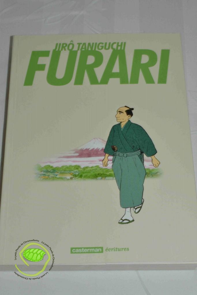 Furari de Jirô Taniguchi
