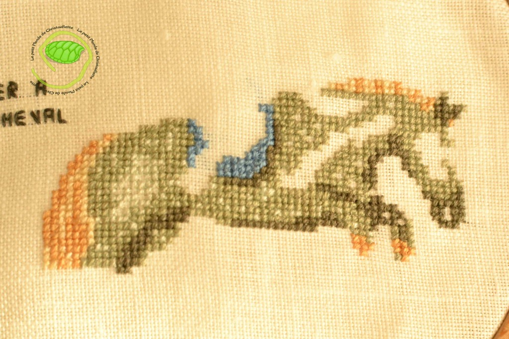 Etape 3 : Equitation