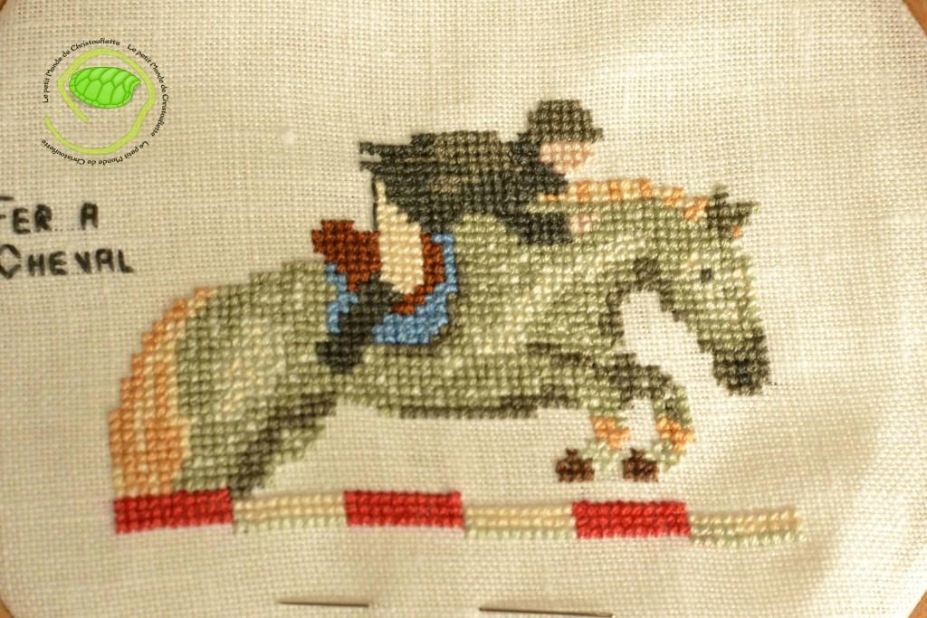 Etape 4 : Equitation