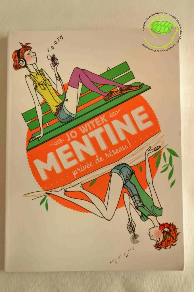Mentine : privée de réseau !