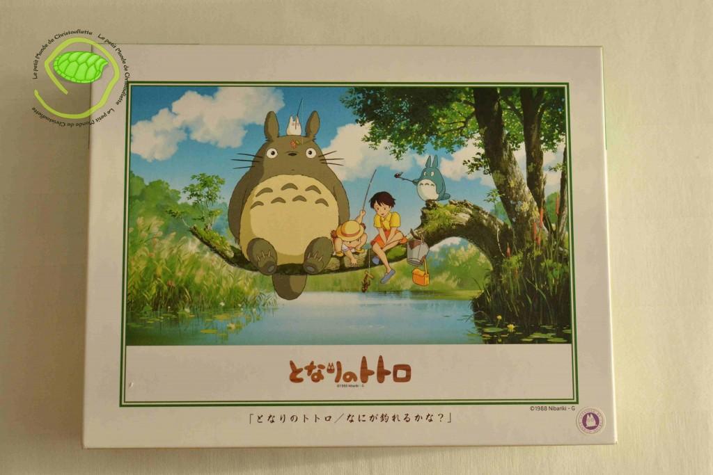 puzzle de Mon voisin Totoro