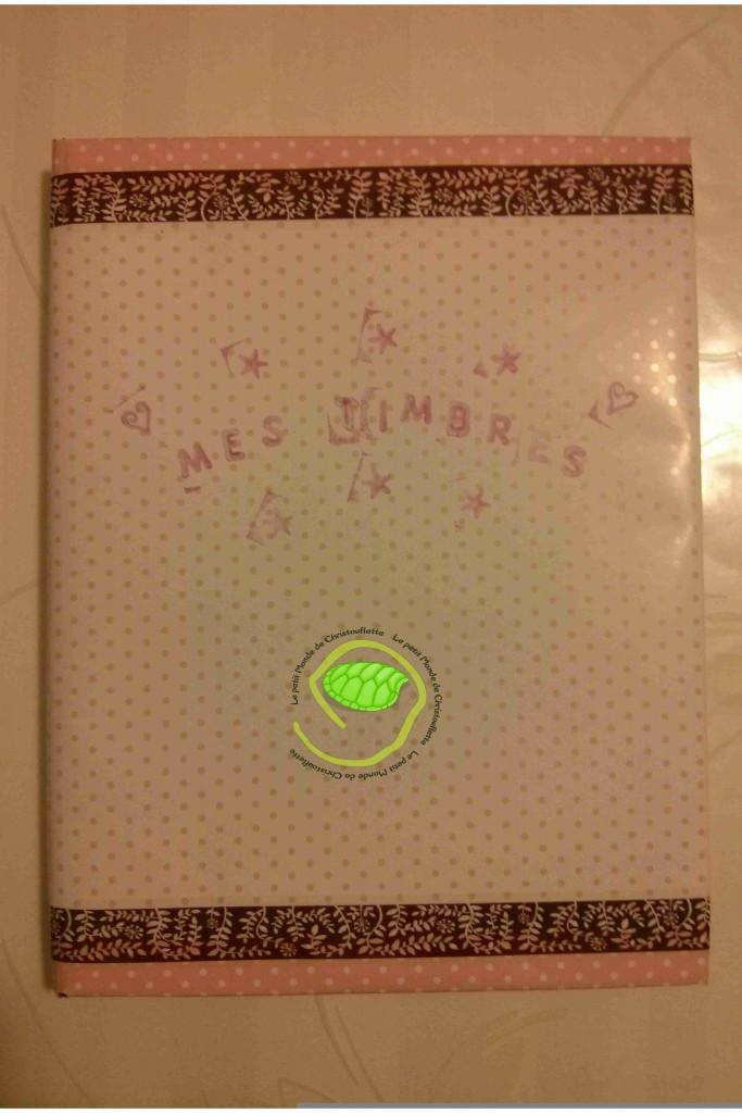 l'album de timbre de ma puce