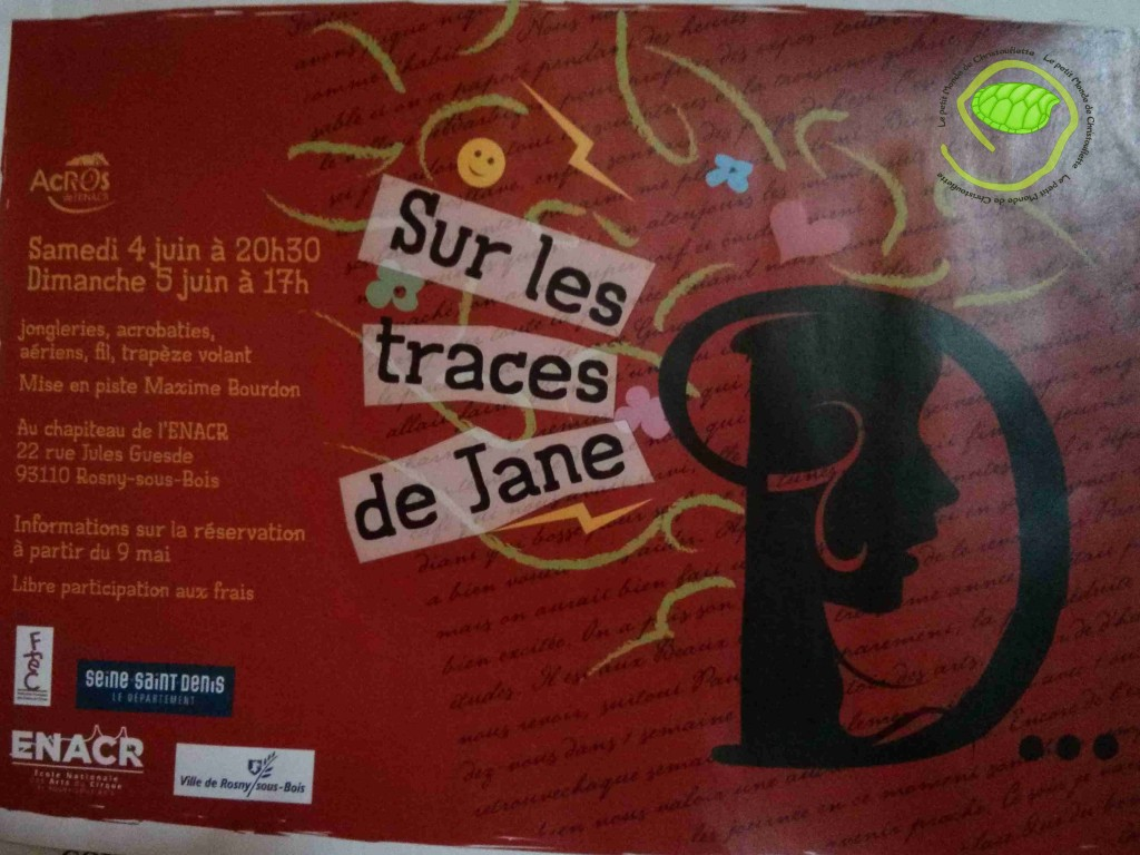 Spectacle pratique amateur