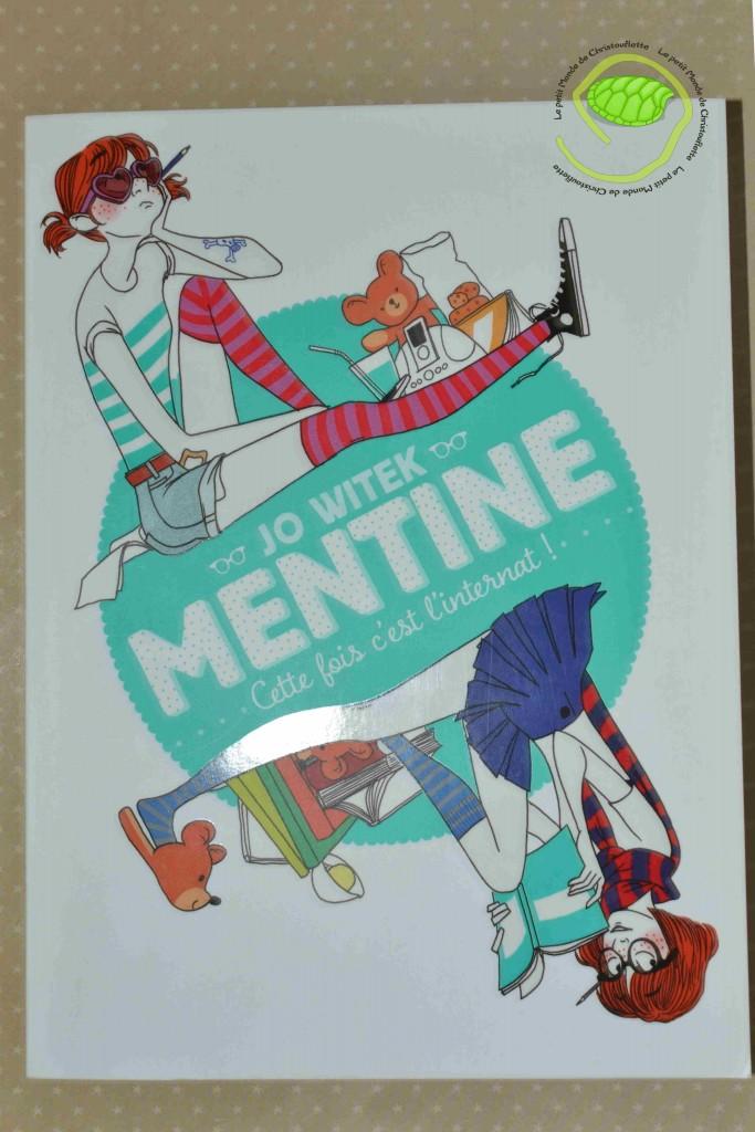 Mentine : cette fois c'est l'internet ! de Jo Witek
