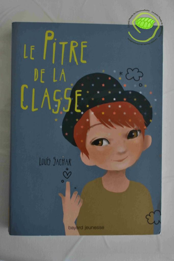 """""""le pitre de la classe"""" de Louis Sachar"""