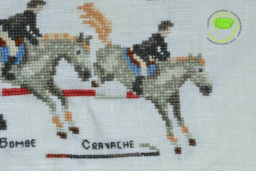 Etape 11 : Equitation