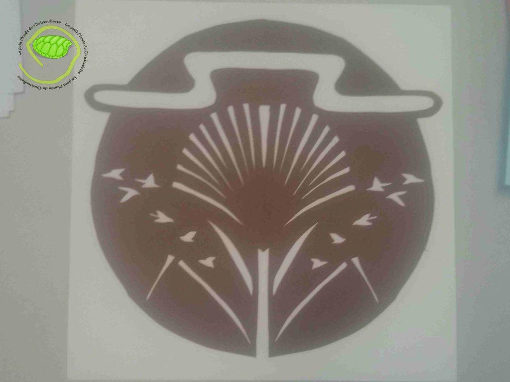carte en kirigami